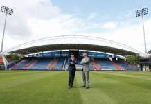 Abzorb renews partnership with Huddersfield Town