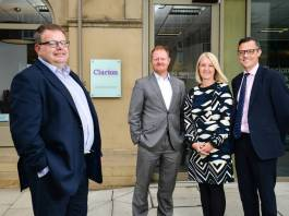 Clarion partner appointed to lead property practice