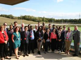 FCO visit hails Sheffield as city 'going places with big ambitious'