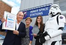 Accolade for York-based space-themed self-storage facility