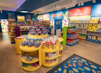 Haribo strengthens regional footprint with York outlet