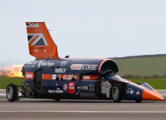 Yorks entrepreneur buys Bloodhound project out of administration