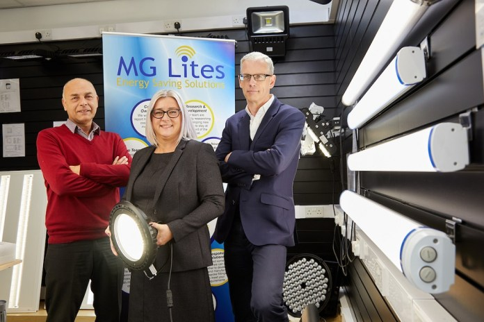 Yorkshire lighting company to launch new range with NPIF funding