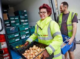 Fowler Welch hits milestone in food redistribution scheme