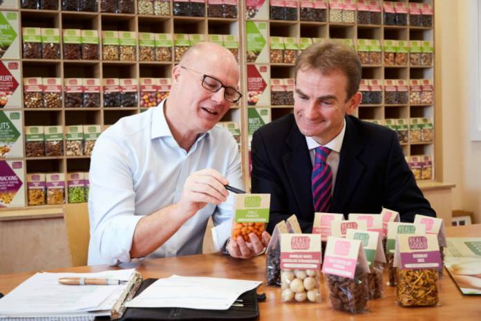 Confectionery wholesaler expands into scheme near Wetherby