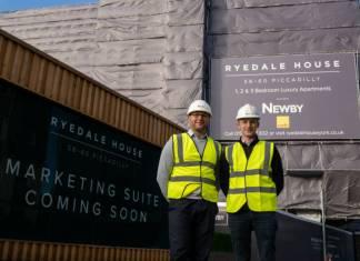 Regeneration plans unveiled for York's Ryedale House development