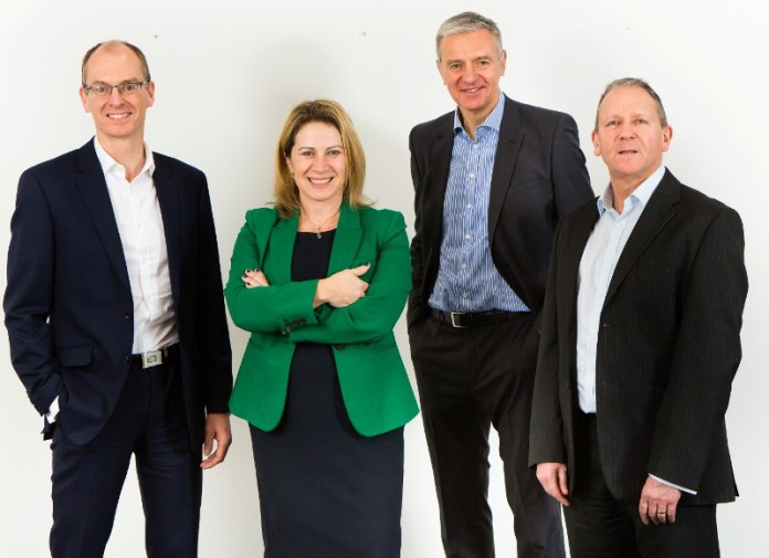 Trio of senior appointments for Shipley energy specialist