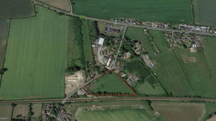 Residential development opportunity near York brought to market