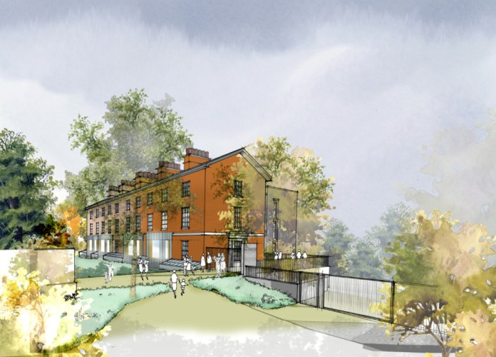 Plans lodged to transform listed Sheffield building