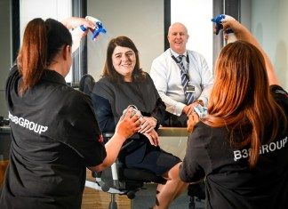 £2m of new contracts for B38 Group's cleaning services division
