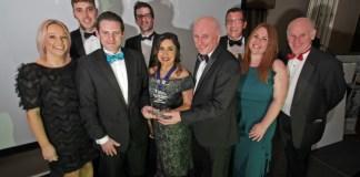Duncan & Toplis named 'Best Large Practice' at accountancy awards
