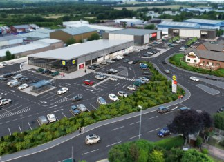 Leeds retail park almost entirely let and pre-sold