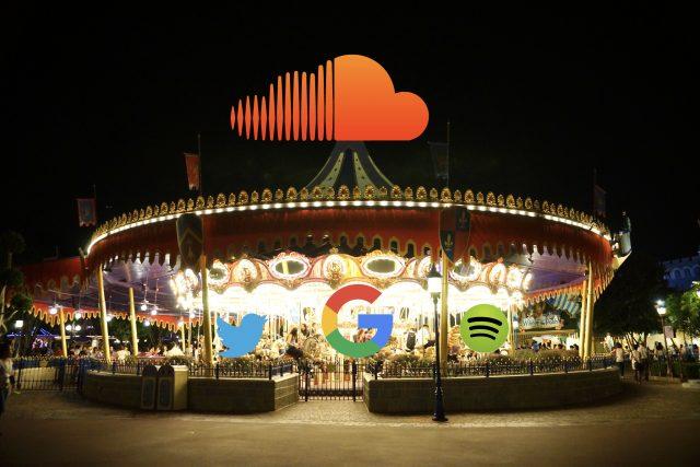 Soundcloud Übernahme Google Spotify Twitter Verkauf