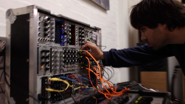 Factory Floor Modular Synthesizer