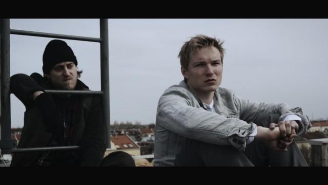 NEUKÖLLN WIND - Bjoern Radler (li), Max Kidd (re)