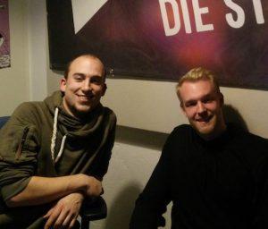 Noize Fabrik-Gründer Oliver und Marcus zu Gast bei BLN.FM