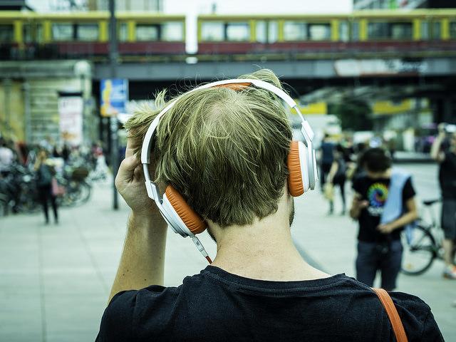 Spotify Ranking, Kopfhörer Berlin, Musik,