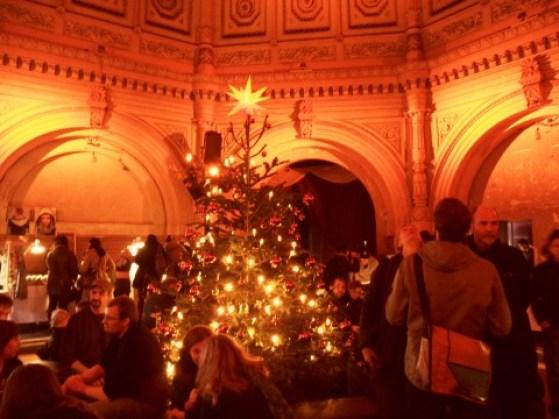 Weihnachtsrodeo 2011