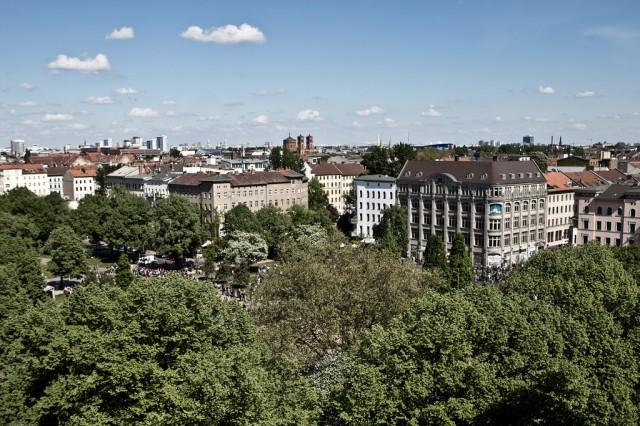 oranienplatz kreuzberg 2011 von christian lendl (CC BY 2.0)