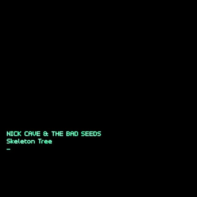 Nick Cave And The Bad Seeds Skeleton Tree Album Cover