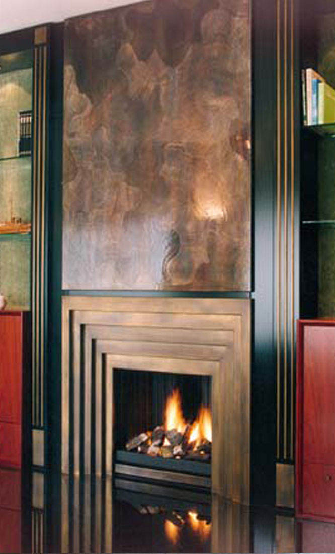 art deco fireplaces  art nouveau fireplaces  fireplaces