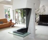 Glass Fireplaces - modern fireplaces - bespoke fireplaces ...