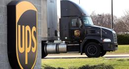 UPS dives into blockchain technology as trucking companies seek to evolve