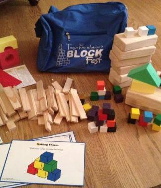 block bag contents