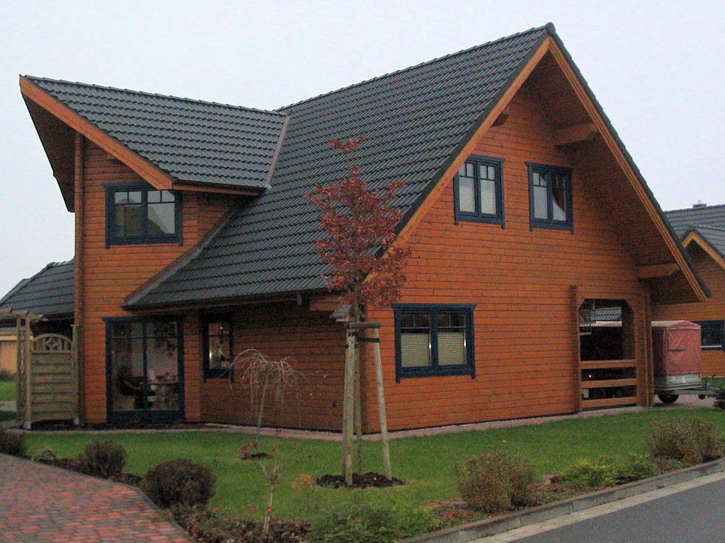 Schlüsselfertig Bauen Mit Helios-Holzhäuser | Holzhaus | Blockhaus