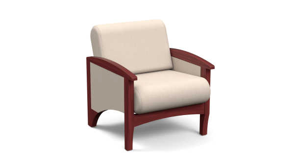 Arcadia Lounge Chair - Blockhouse Contract Furniture