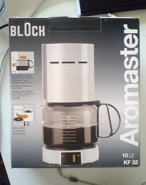 Block Aromaster