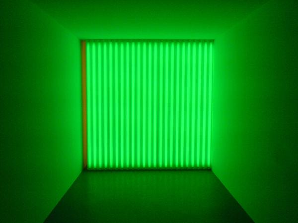 Dan Flavin Green