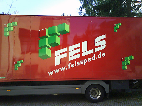 Felssped Transport