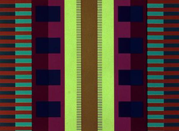 Synchromy - Norman McLaren - 1971