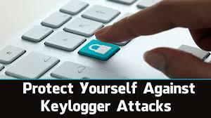 Keystroke encryption