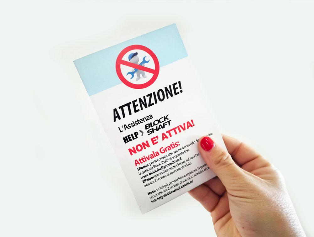 Attiva garanzia return italia