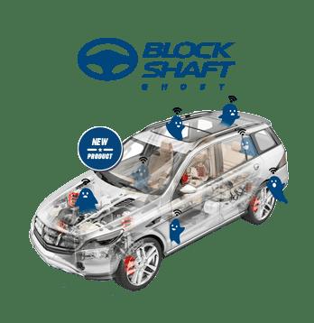 Block Shaft Ghost
