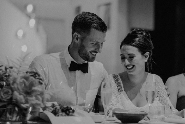 Adrian + Eugiena's Al Fresco Wedding in Singapore