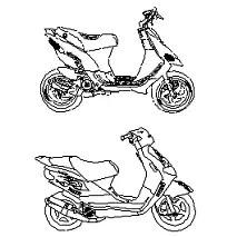 Vélos et motos