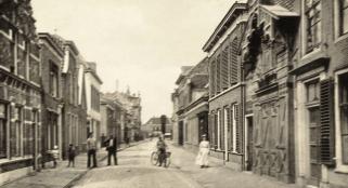 Julianastraat 10 Alphen aan den Rijn2 (bron Historische Vereniging)