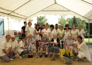 100 ans Mme Boutet 26-07-13 13
