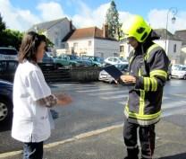 Exercice Pompier Mai 2014 1