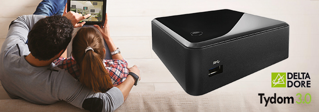 tydom 3 0 de delta dore la nouvelle box domotique. Black Bedroom Furniture Sets. Home Design Ideas