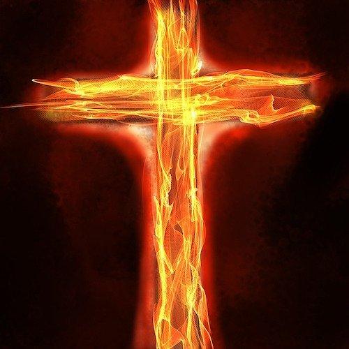 Кръстът, разлелил историята