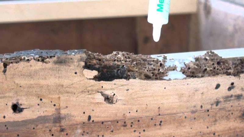 Les bases de la restauration du bois