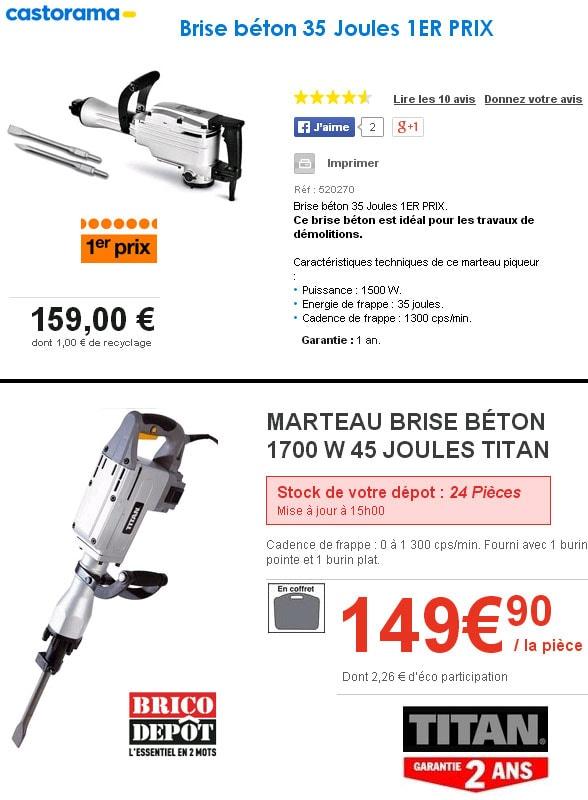 Que Penser Des Outils Titan Du Dieu Du Bricolage Brico Depot
