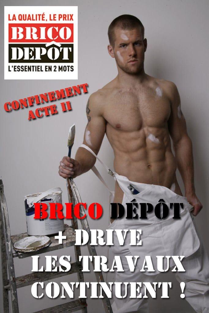 drive brico depot commandez sur