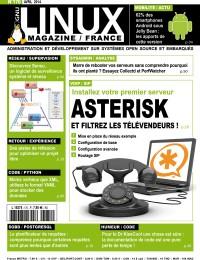Asetrisk - linux magazine avril 2014