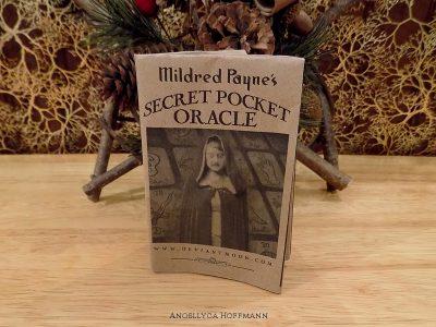Mildred Payne's - Secret Pocket Oracle - 6 - Blog ésotérique Anima Libera
