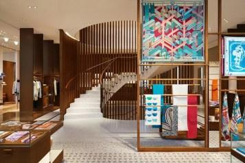 Hermès Boutique München - EG